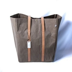 Hearth And Hand With Magnolia Storage Tote Canvas